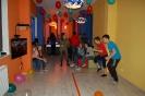Impreza klasowa 13-latków w sali klubowej-1