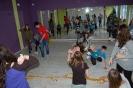 Impreza klasowa 13-latków w sali klubowej-6